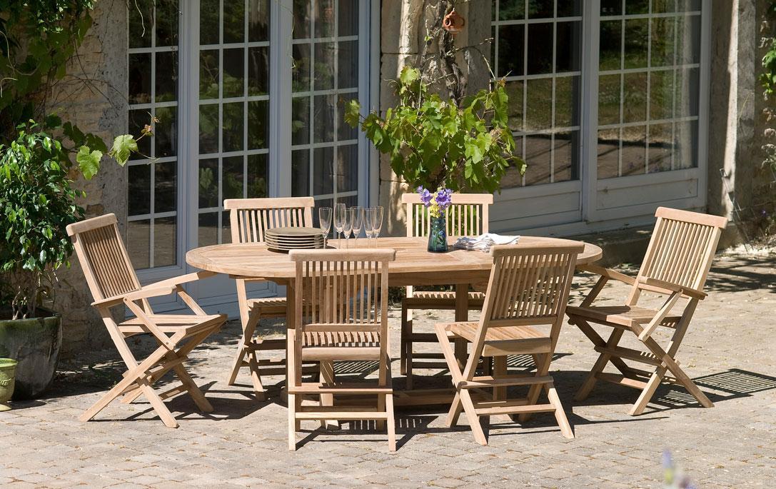 Salon de jardin teck belgique - Mailleraye.fr jardin