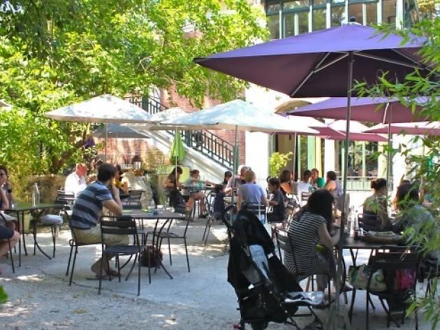 Café terrasse 94