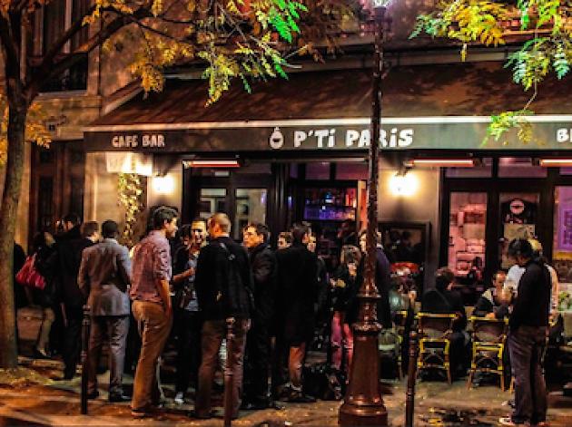 Bar terrasse strasbourg saint denis
