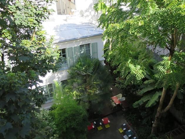 Terrasse sympa paris 15