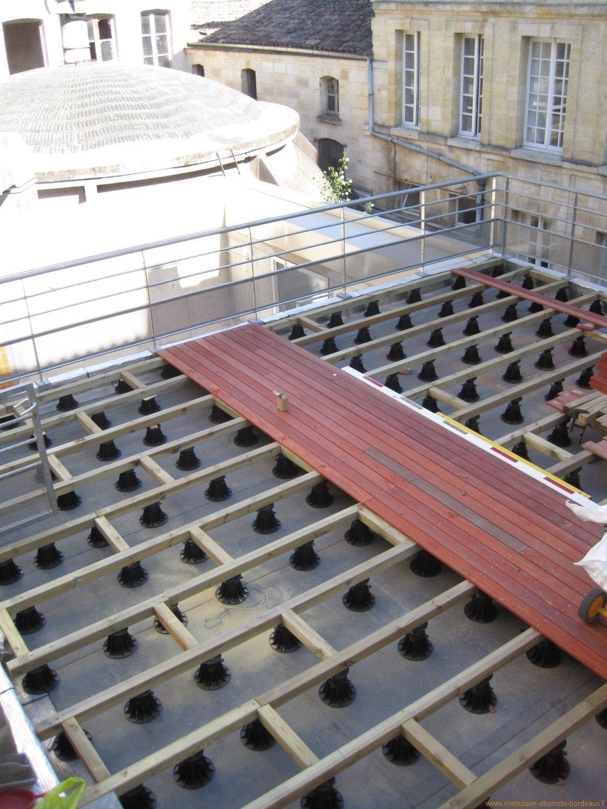 Nettoyer Une Terrasse En Bois Mailleraye Fr Jardin