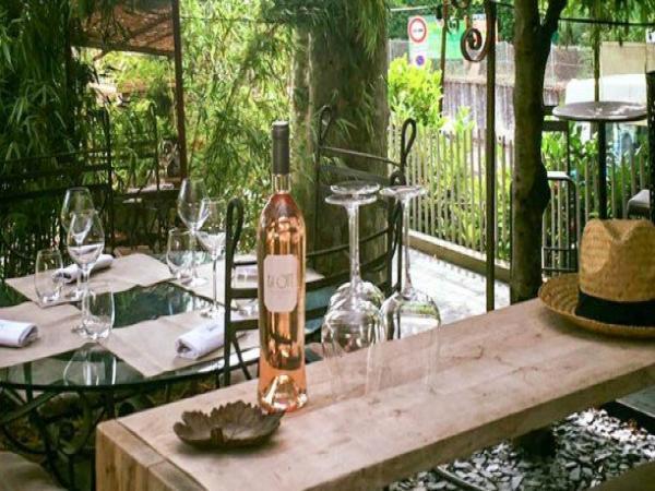 Terrasse bistronomique chatillon sur chalaronne