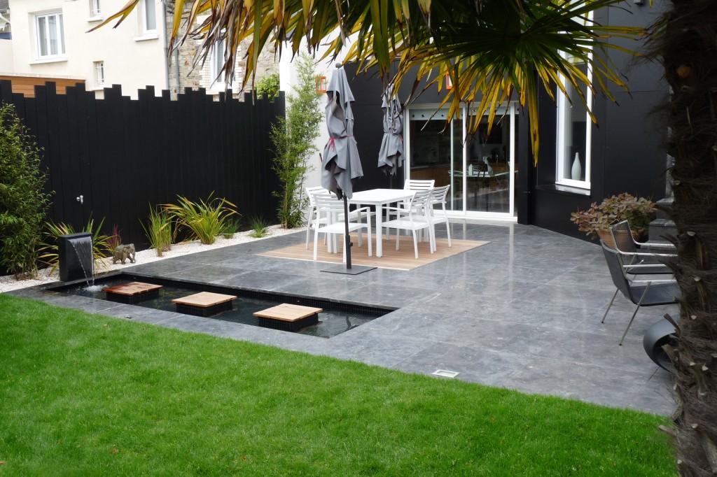 Terrasse de jardin - Mailleraye.fr jardin