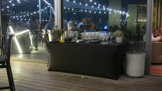 Terrasse bar amsterdam