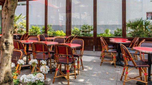 Restaurant italien paris 16 terrasse