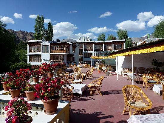 Hotel o terrasse