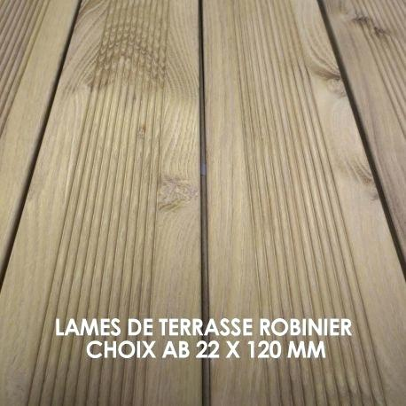 Terrasse bois acacia prix