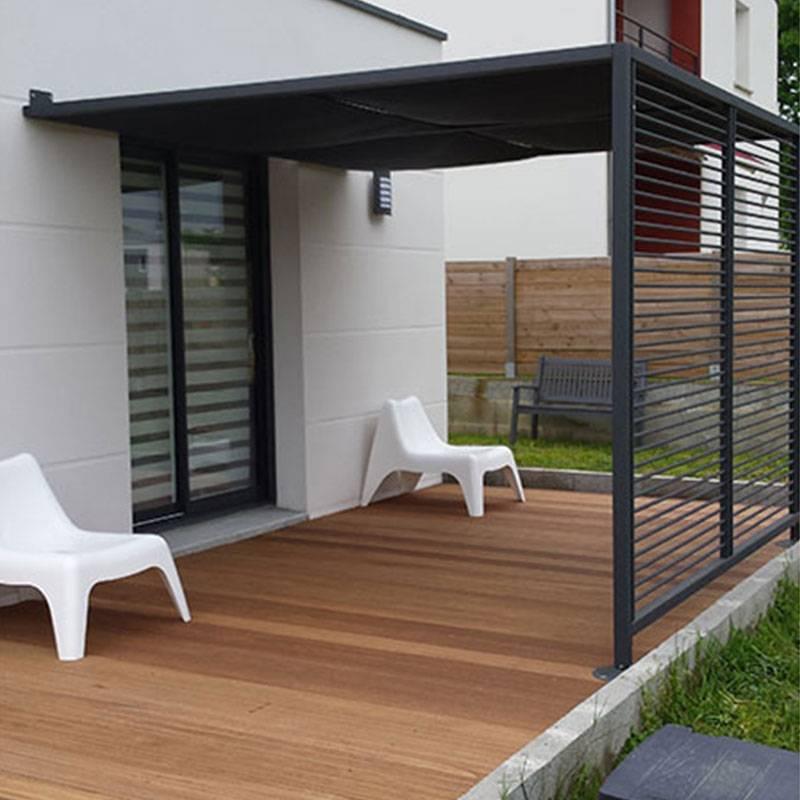 Lame de terrasse en bois composite pas cher
