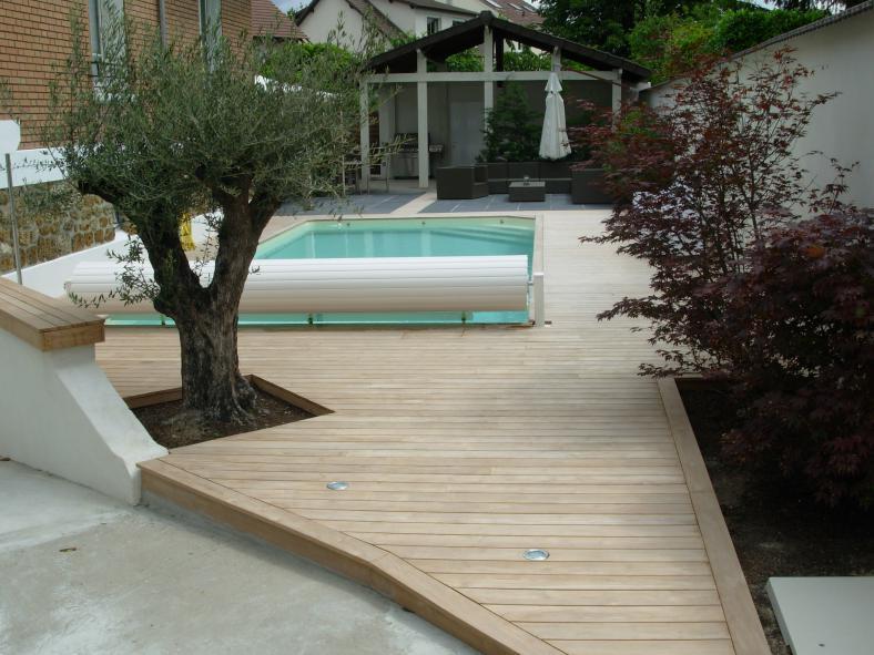 Prix d une terrasse en bois de 50m2