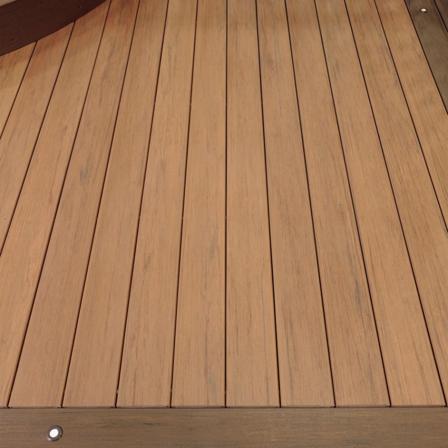 Terrasse composite riz
