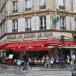 Bar terrasse paris hotel de ville
