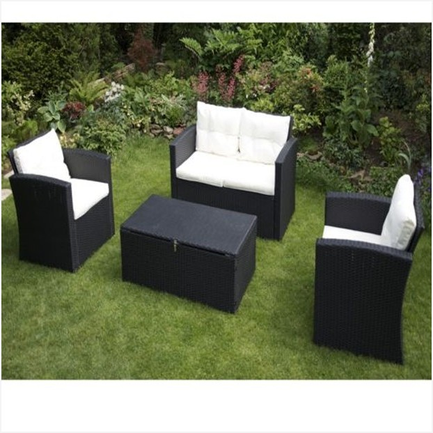 salon de jardin de tres bonne qualit jardin. Black Bedroom Furniture Sets. Home Design Ideas