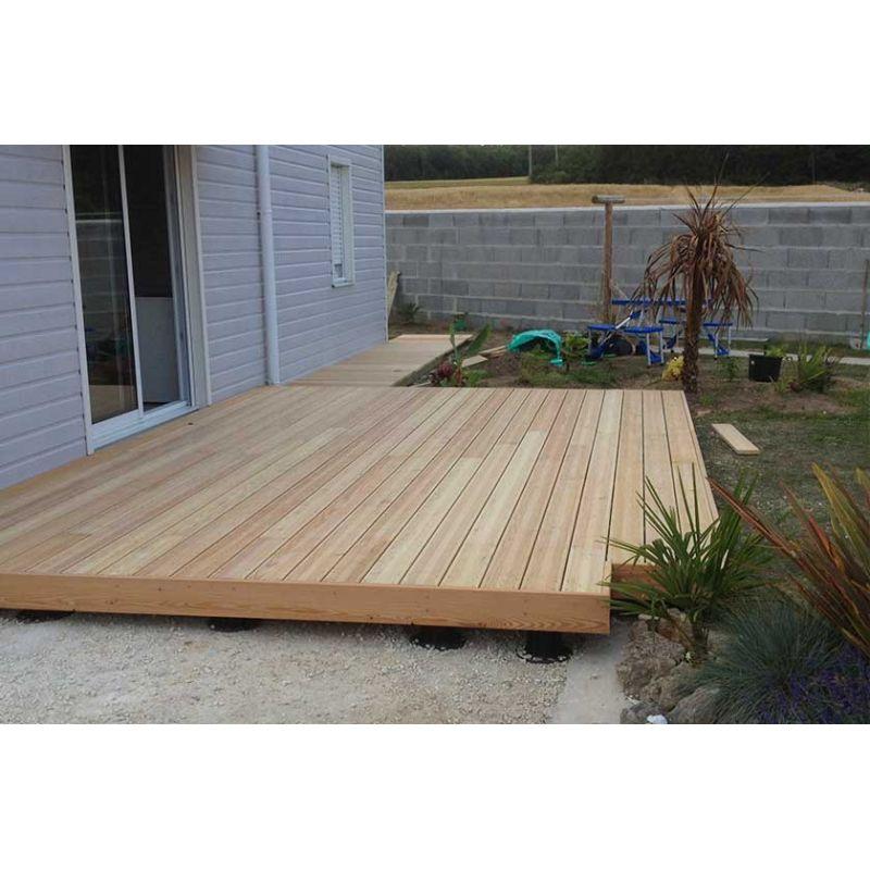 Lame de terrasse composite tout faire materiaux