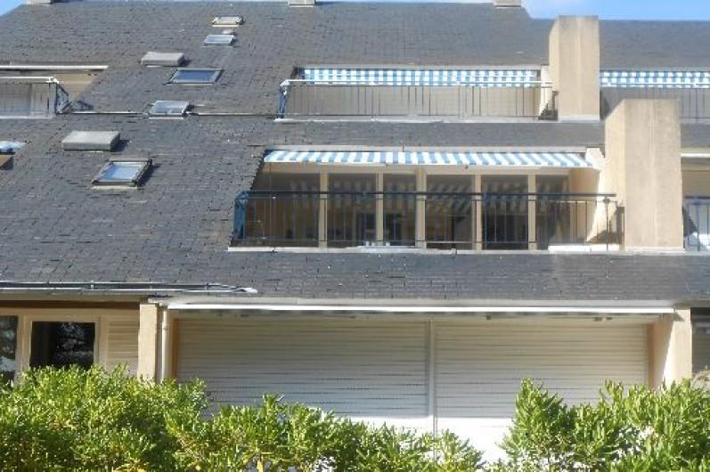 Appartement terrasse de kerjouanno