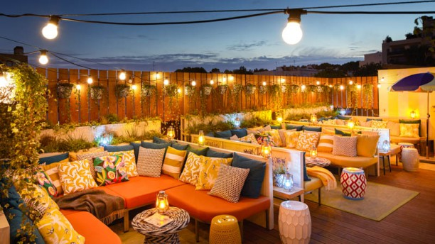 Terrasse paris 11 restaurant