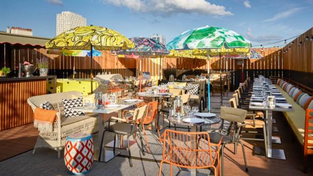 Restaurant terrasse paris ce soir