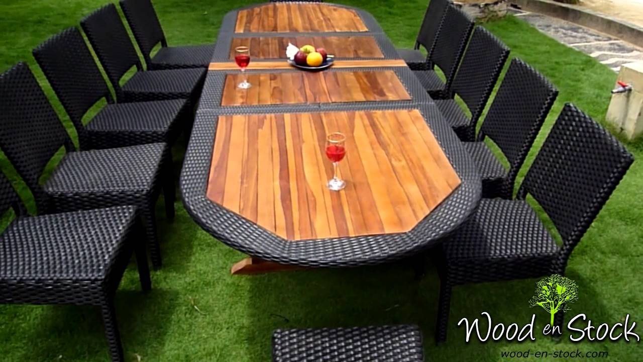 Emejing Renover Une Table De Jardin En Resine Contemporary - House ...