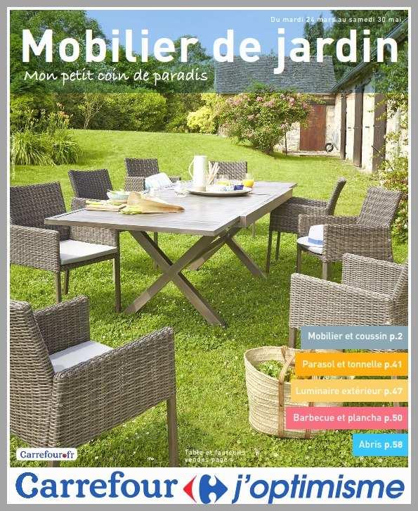 Salon de jardin rotin carrefour - Mailleraye.fr jardin