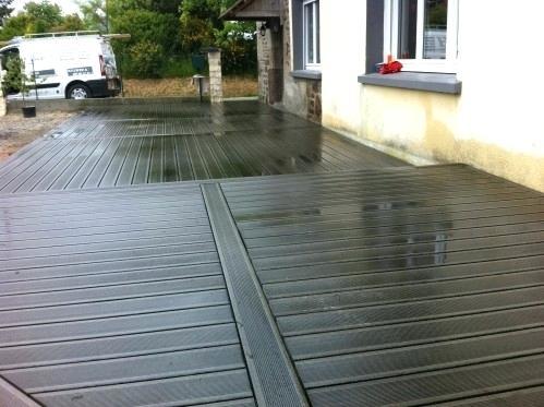 Terrasse composite modele