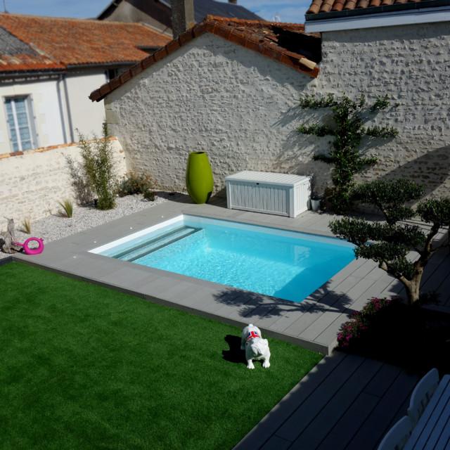 Modele Terrasse Avec Piscine Mailleraye Fr Jardin