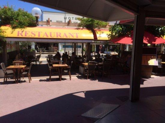 Bar terrasse narbonne
