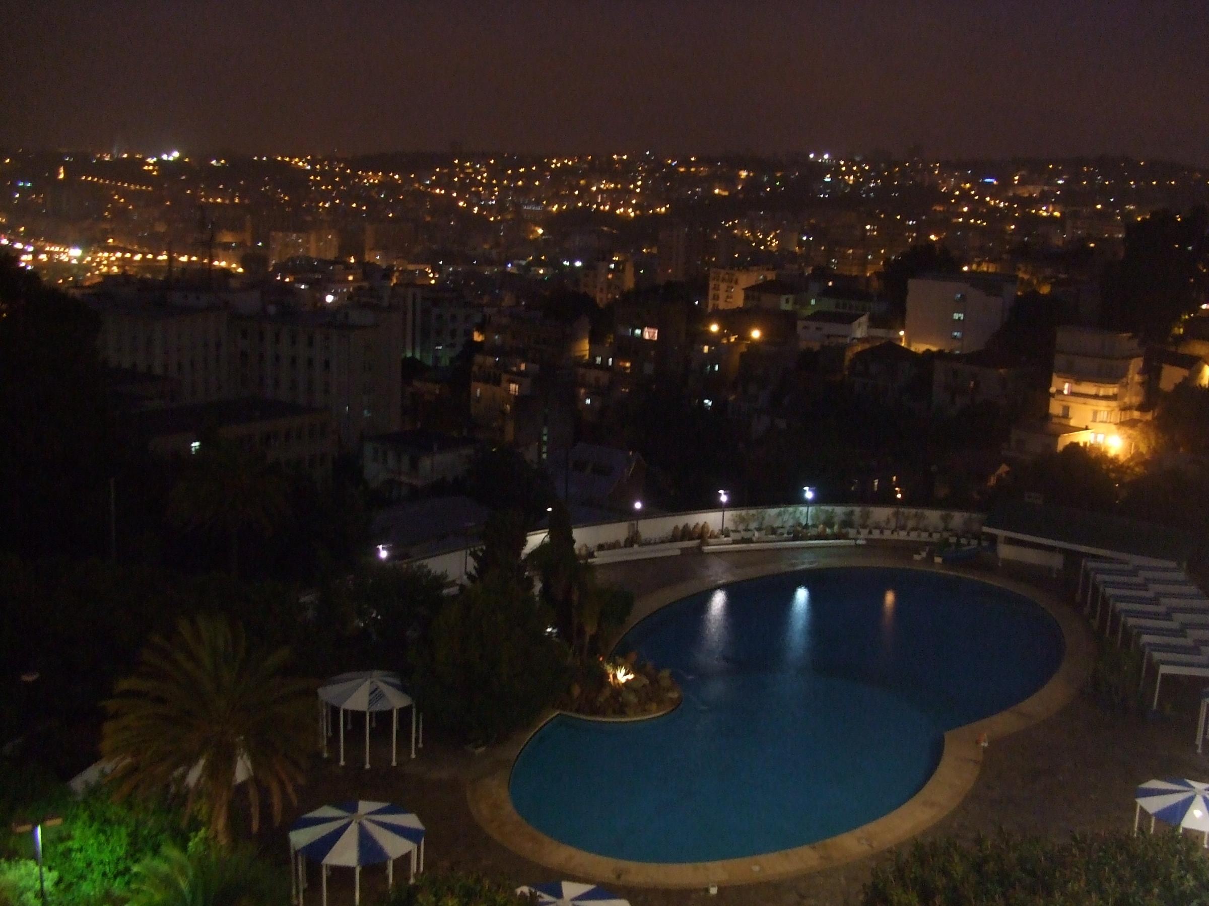 Terrasse hotel aurassi