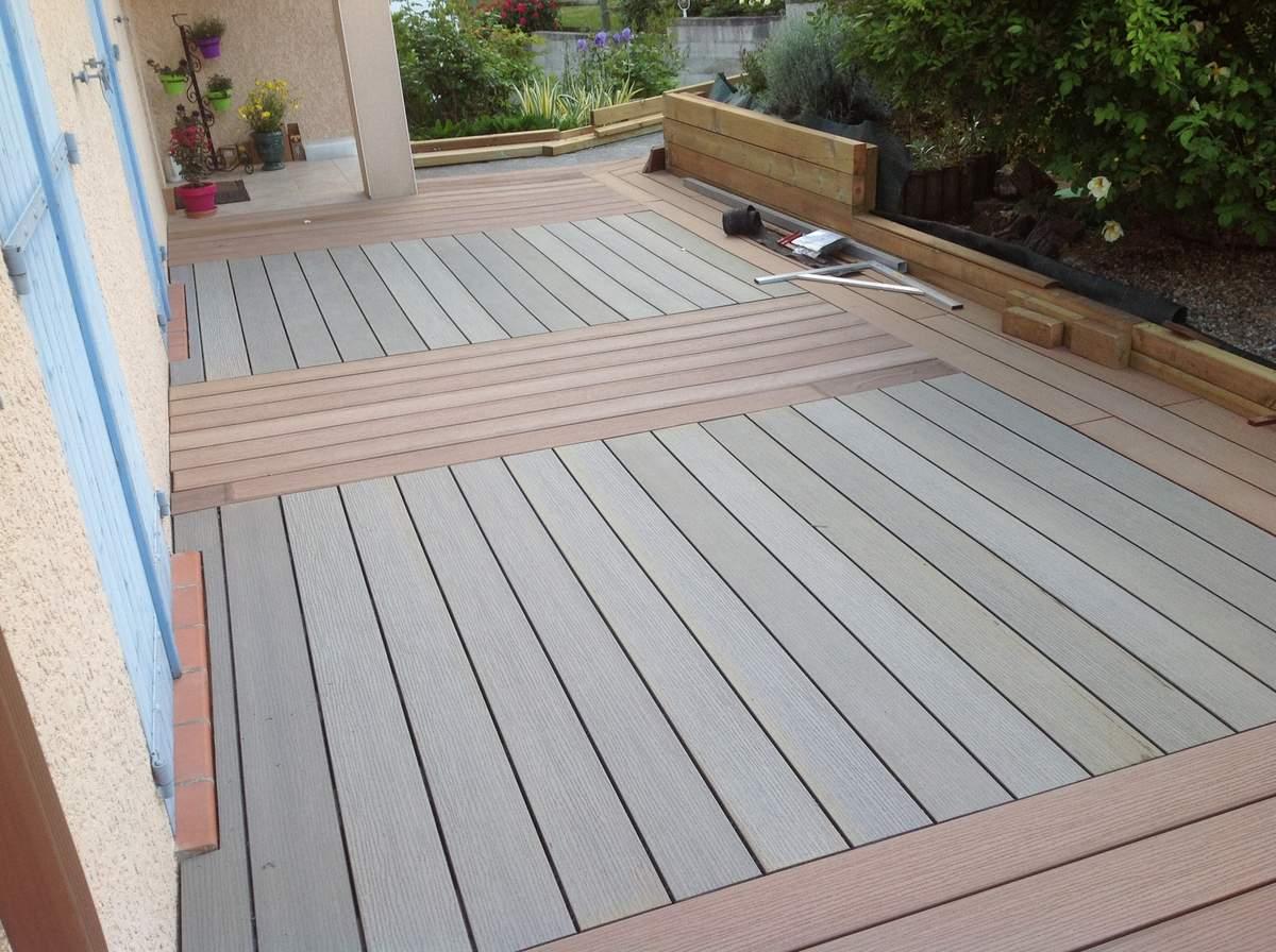 Terrasse composite quelle couleur