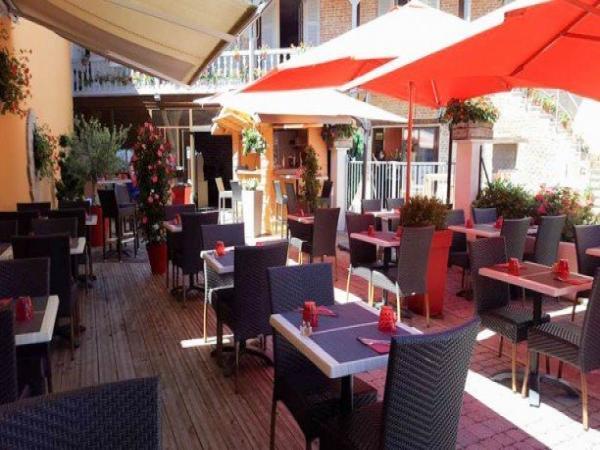 Restaurant avec terrasse chatillon sur chalaronne