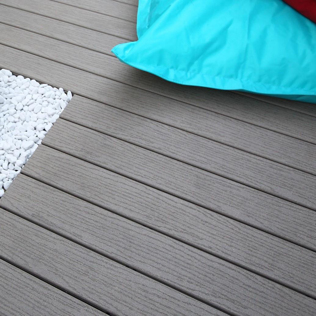 Terrasse composite fiberon