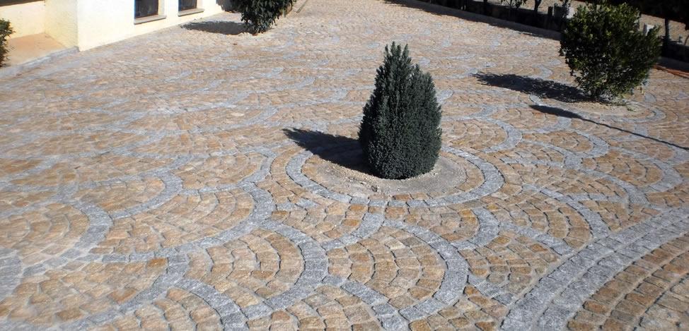 Carrelage terrasse granit