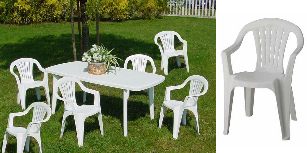 Comment repeindre un salon de jardin en plastique - Mailleraye.fr jardin