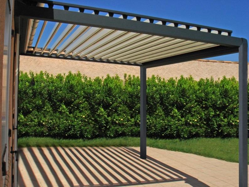 Pergola Bois Pour Terrasse Pas Cher Mailleraye Fr Jardin