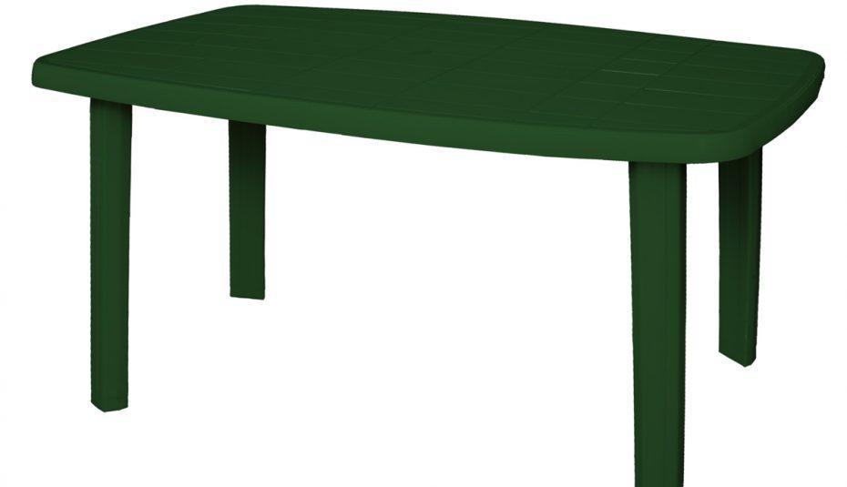 Nettoyer salon de jardin en plastique vert