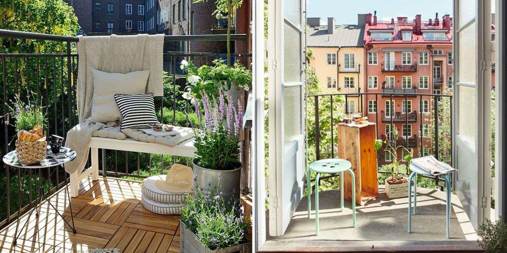 Balcon terrasse fermée
