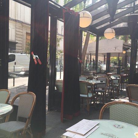 Restaurant terrasse des archives paris