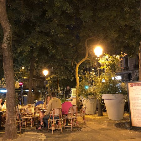 Terrasse choron happy hour