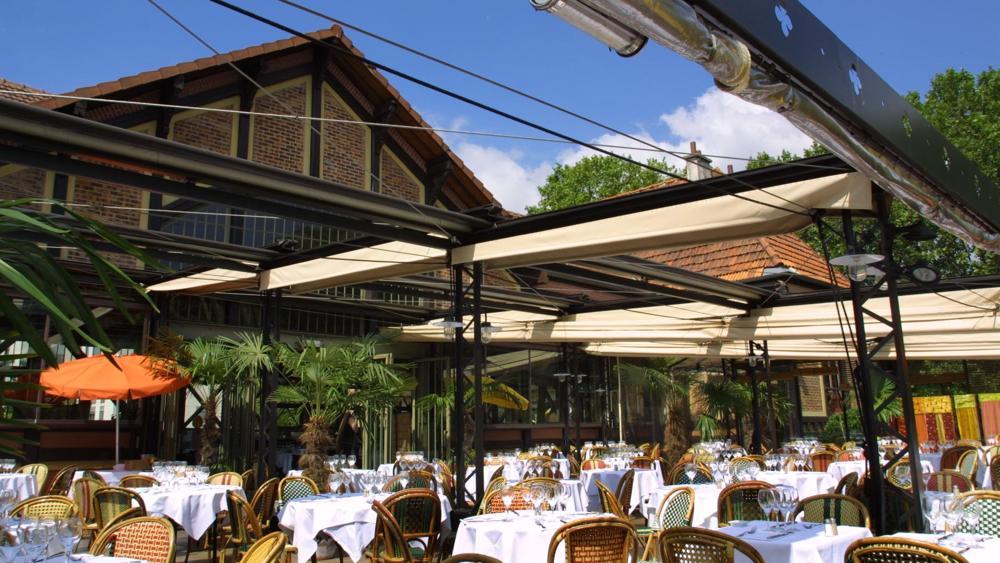 Cafe terrasse neuilly sur seine