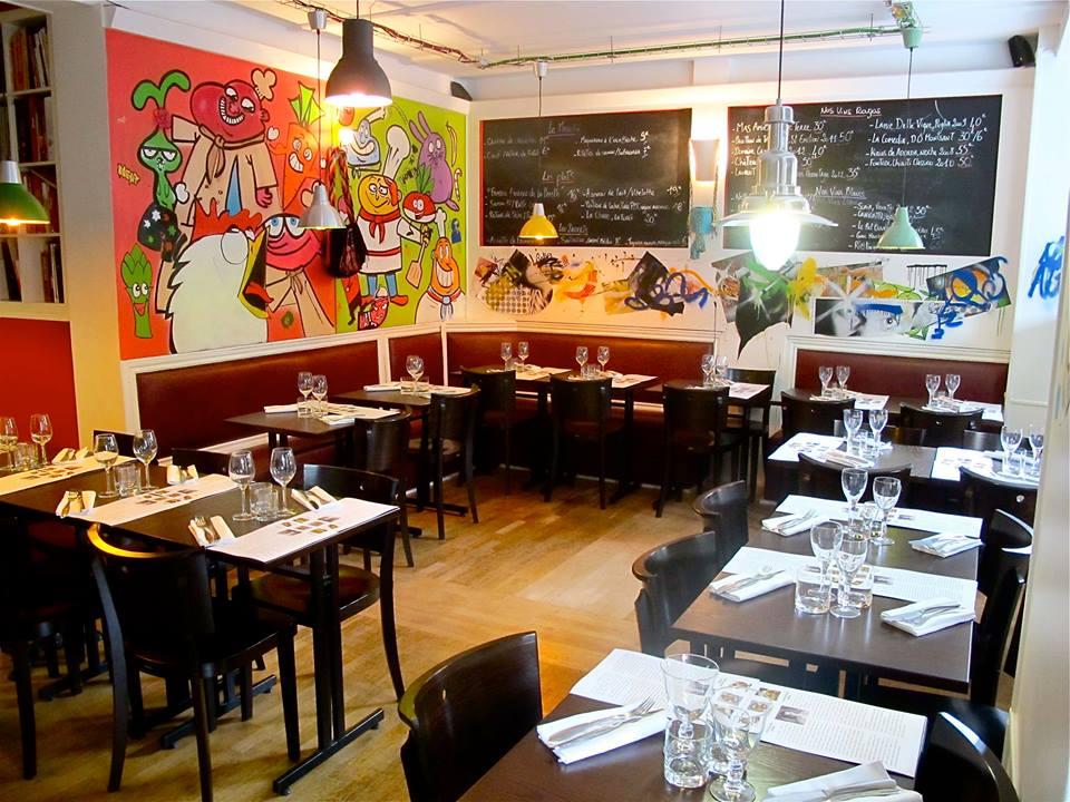 Restaurant avec terrasse boulogne billancourt