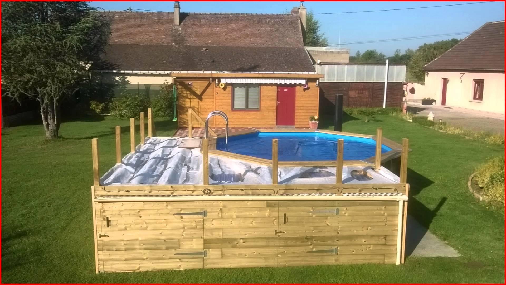 terrasse bois piscine hors sol tubulaire. Black Bedroom Furniture Sets. Home Design Ideas