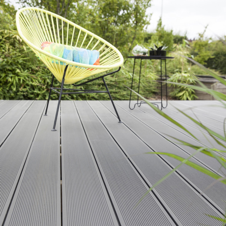 Terrasse lame composite ou bois