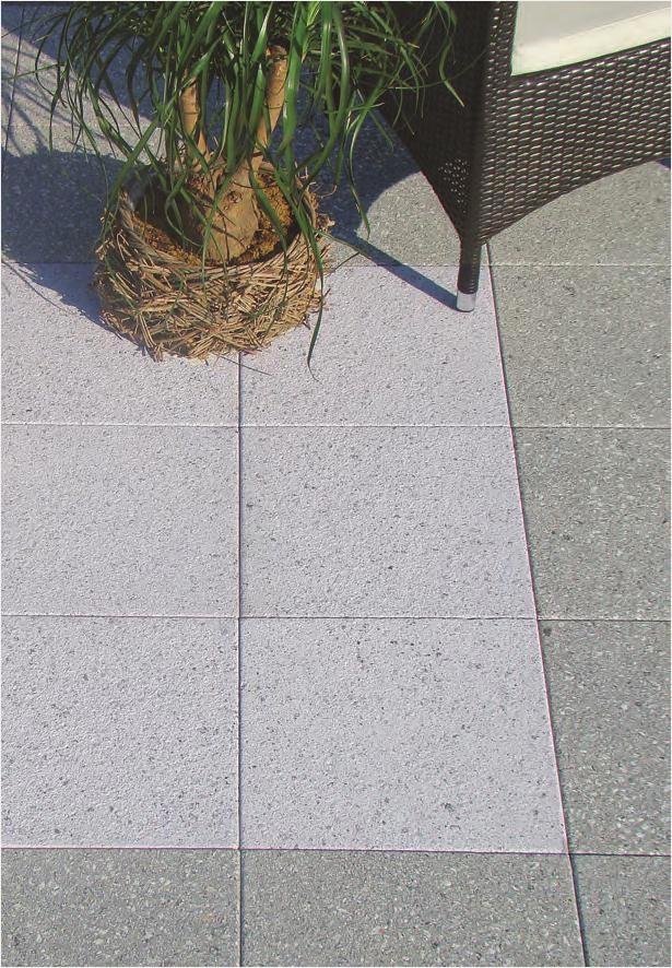Terrasse beton avec ou sans fondation