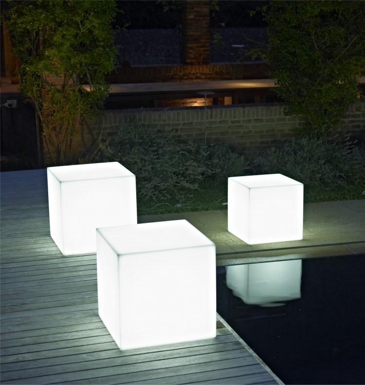 Petite table basse salon de jardin - Mailleraye.fr jardin