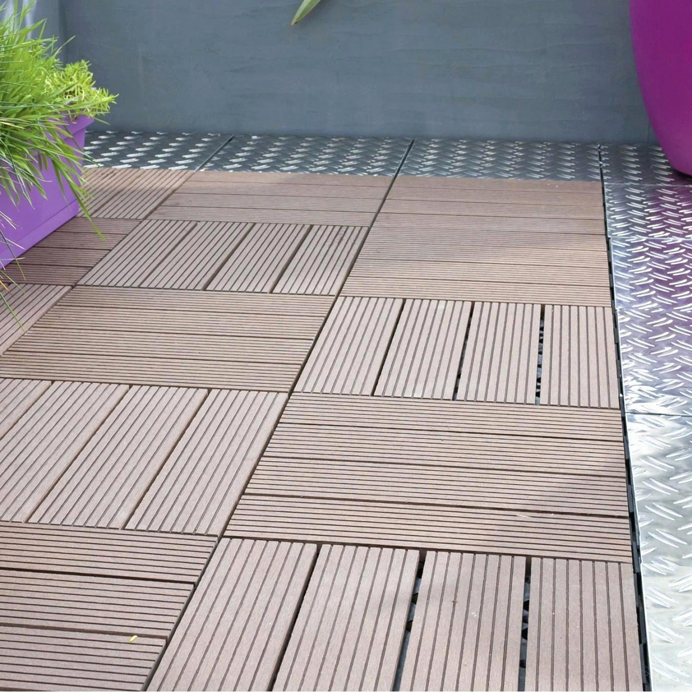 Pose Terrasse Composite Sur Plot Leroy Merlin Cartier Love