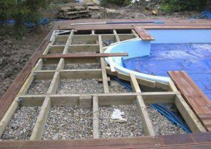 Comment faire terrasse autour piscine