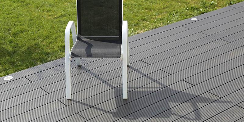 Terrasse bois ou beton prix