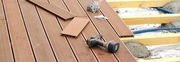 Terrasse bois premier prix