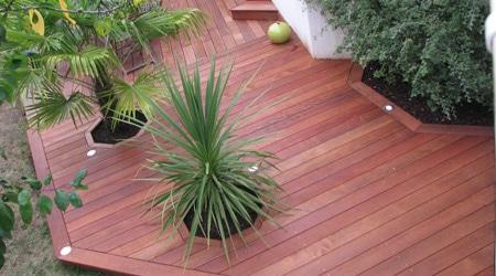 Prix terrasse bois bordeaux