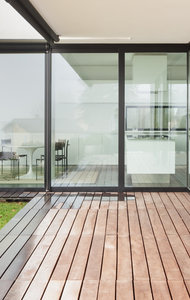Amenagement terrasse bois prix