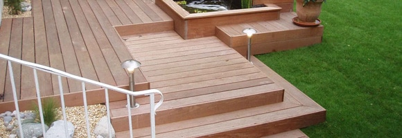 Prix revetement terrasse bois