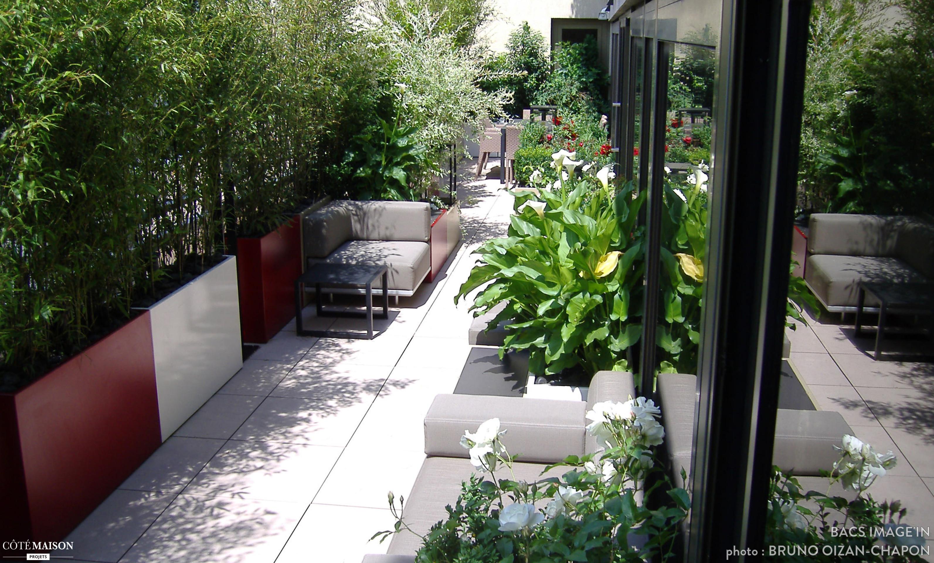 Balcons & terrasses de paris